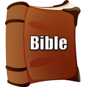 Bible in simple language icon