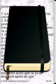 Biblia Cornilescu poster
