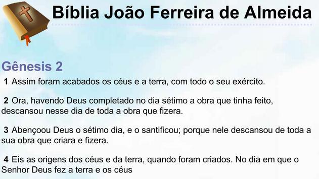Bíblia João Ferreira d Almeida apk screenshot