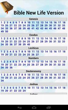 Bible New Life Version apk screenshot