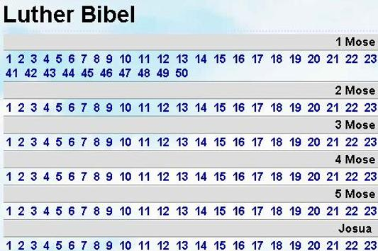 Bibel Luther apk screenshot