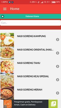 Aneka Nasi Goreng Nusantara poster