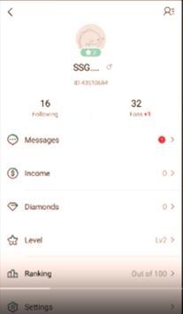 Guide For BIGO LIVE HD 2017 apk screenshot