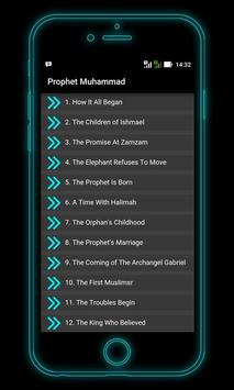 Biography of Prophet Muhammad poster