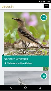 Kerala Bird Atlas apk screenshot