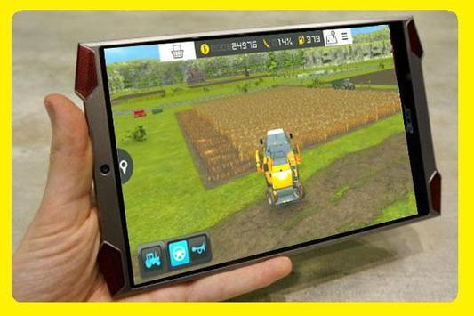 TOP Farming Simulator 16 Tips poster
