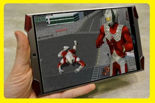 TOP GUIDE ULTRAMAN TARO apk screenshot