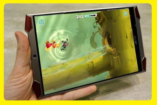 Super Rayman Adventure Tips apk screenshot