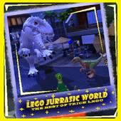 NEW TIPS LEGO JURRASIC WORLD icon
