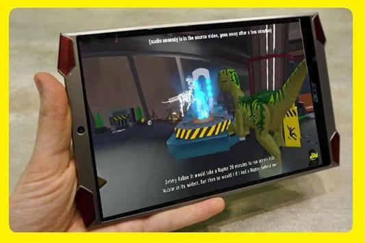 NEW TIPS LEGO JURRASIC WORLD apk screenshot