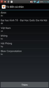 Bkav Gõ Tiếng Việt apk screenshot