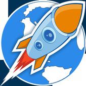 Rocket Browser HD icon