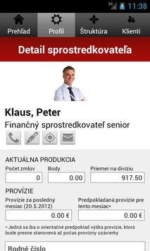 FinData SK apk screenshot