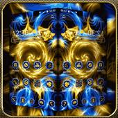 Golden Flower Sapphire icon