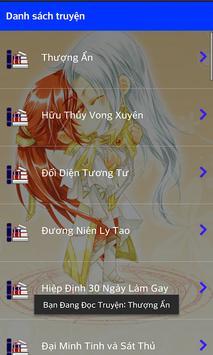 Truyện Đam Mỹ 3 - Offline apk screenshot