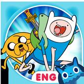 핀과 제이크의 어드벤처 타임(ENG) icon