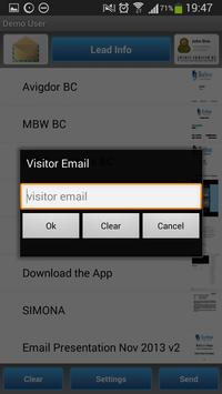 Bluestone Nexus Android Client poster