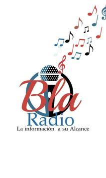 Bla Radio (Miami) poster