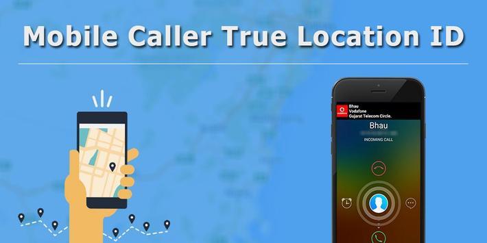 Mobile Caller True Location ID poster