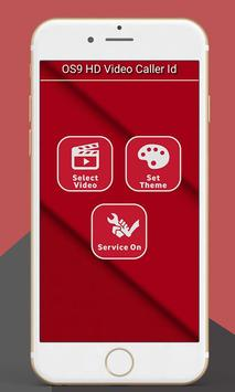 OS9 HD Video Calling Screen apk screenshot