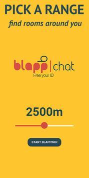 Blapp Chat poster