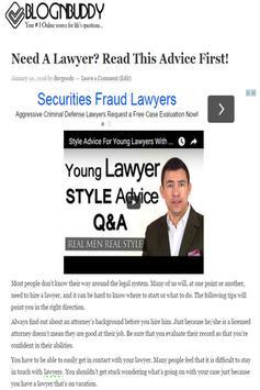 BlogNbuddy apk screenshot