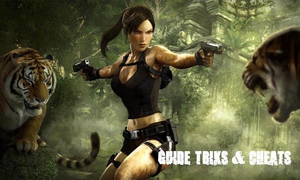Lara Croft: Tom Raider Guide poster