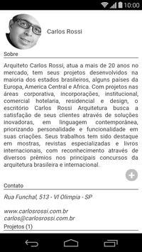 Carlos Rossi apk screenshot