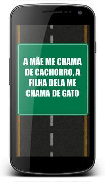 Frases de Caminhão Engraçadas apk screenshot