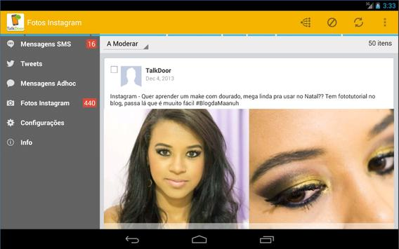 TalkDoor Content Receiver apk screenshot