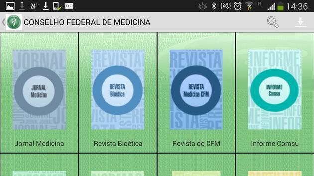 CFM Publicações apk screenshot