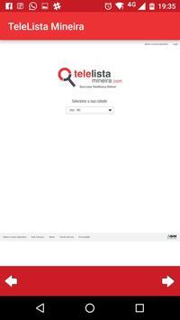 Telelista Mineira Beta poster