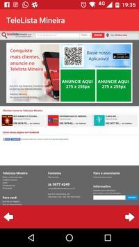 Telelista Mineira Beta apk screenshot