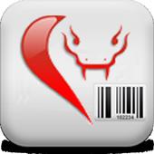 Naja Barcode icon