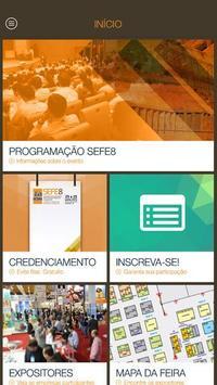 SEFE8 poster