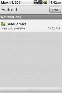BetoComics apk screenshot