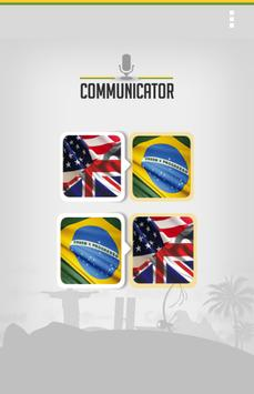 Communicator poster