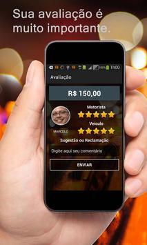 ANCORA TÁXI Cliente apk screenshot