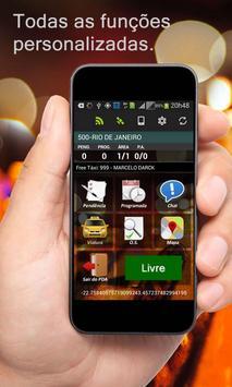FREE TÁXI Motorista apk screenshot