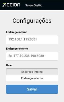 Seven Gestão apk screenshot