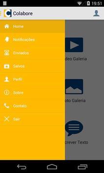 Colabore Rede Brasil apk screenshot