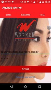 Agenda - Werner Coiffeur apk screenshot