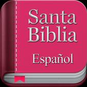 Santa Biblia Mujer Español icon