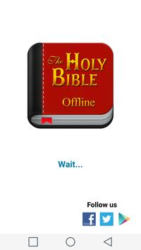 The Holy Bible Offline poster