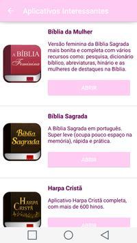 Culto Cristão Feminino apk screenshot