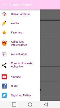 Hinário Universal Feminino apk screenshot