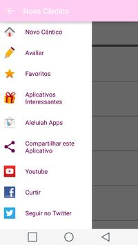 Novo Cântico Feminino apk screenshot