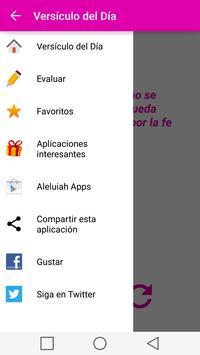 Versículo del Día apk screenshot