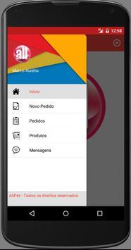 AllPet Pedido de Venda - Novo apk screenshot