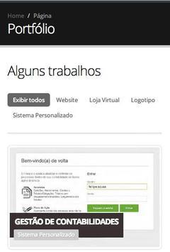 Âncora Informática poster